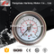 "HF 1.5"" Y40 40MM Stainless Steel EN 837-1 pressure gauge"