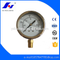 HF Best Quality Water lpg LPG 0-140kPa/psi Stainless Steel Case Oil Filled Pressure Gauge en 837-1